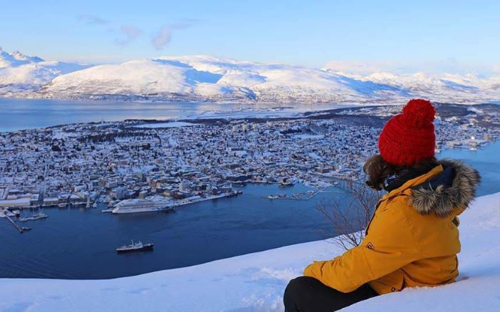 Visiting Tromsø, Norway